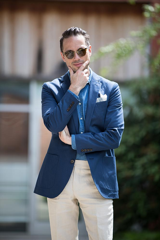 what to wear memorial day men