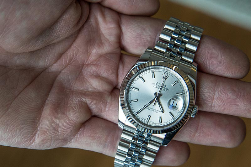 first rolex watch to buy
