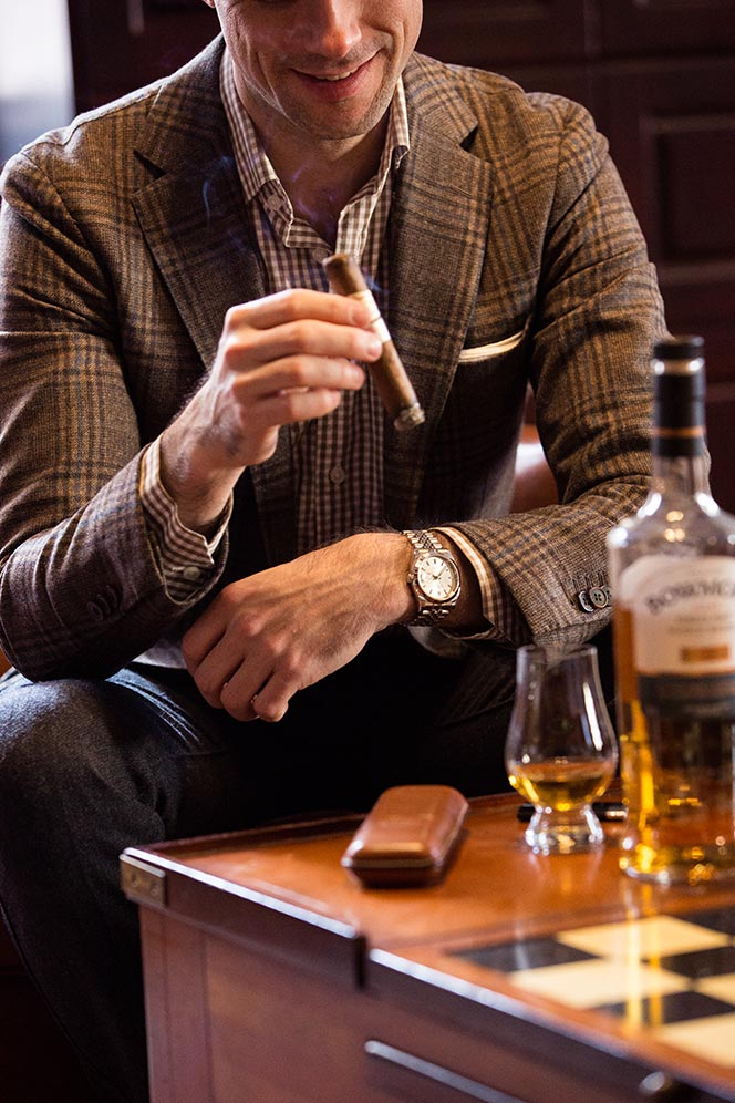 cigar lounge etiquette