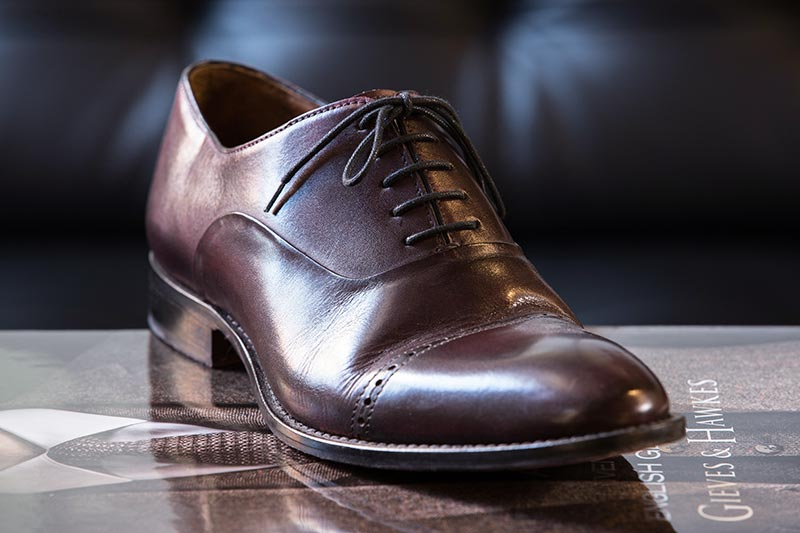 oxford shoes closure