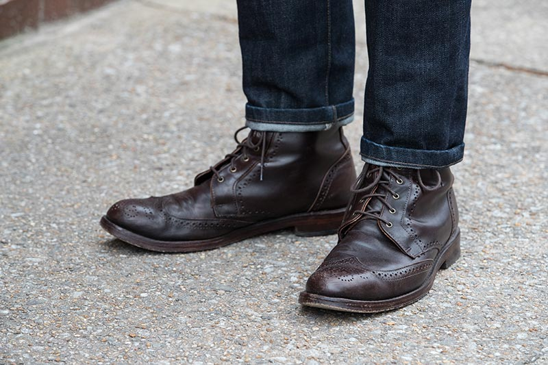 wingtip-chocolate-leather-dress-boots-with-jeans-casual-date-footwear-valentines-day