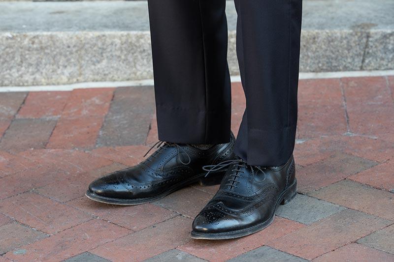 black-wingtip-brogue-shoes-navy-suit-mens-cocktail-attire-footwear