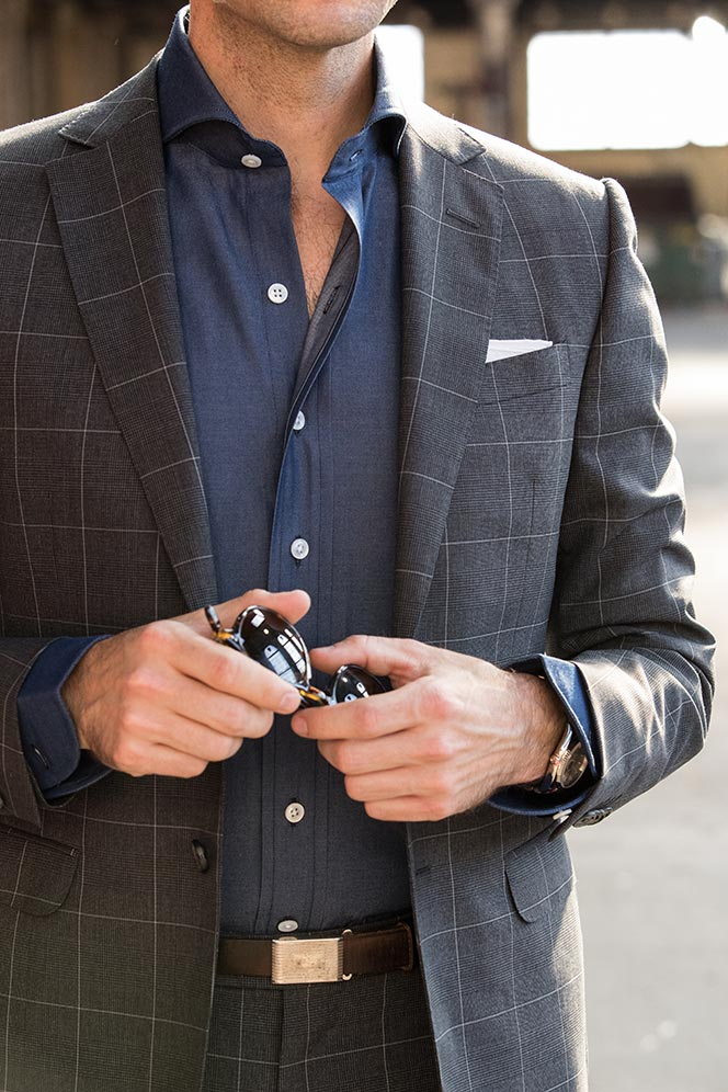 wool suits summer