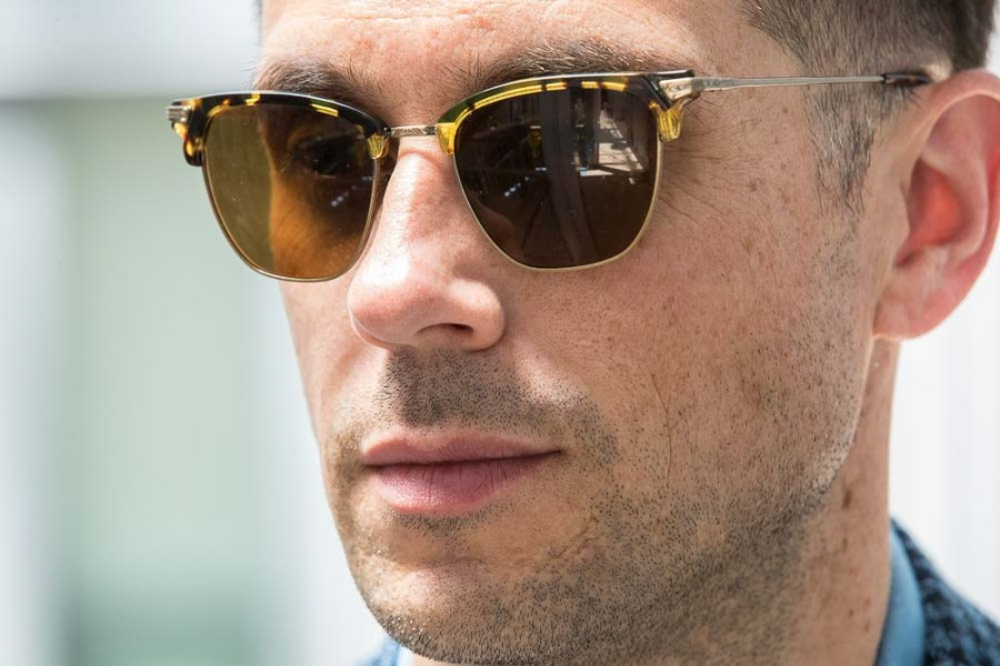 clubmaster sunglasses history