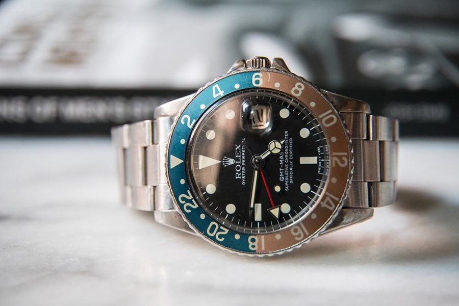 how to buy vintage watch