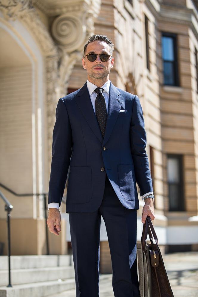 mens interview attire dress code