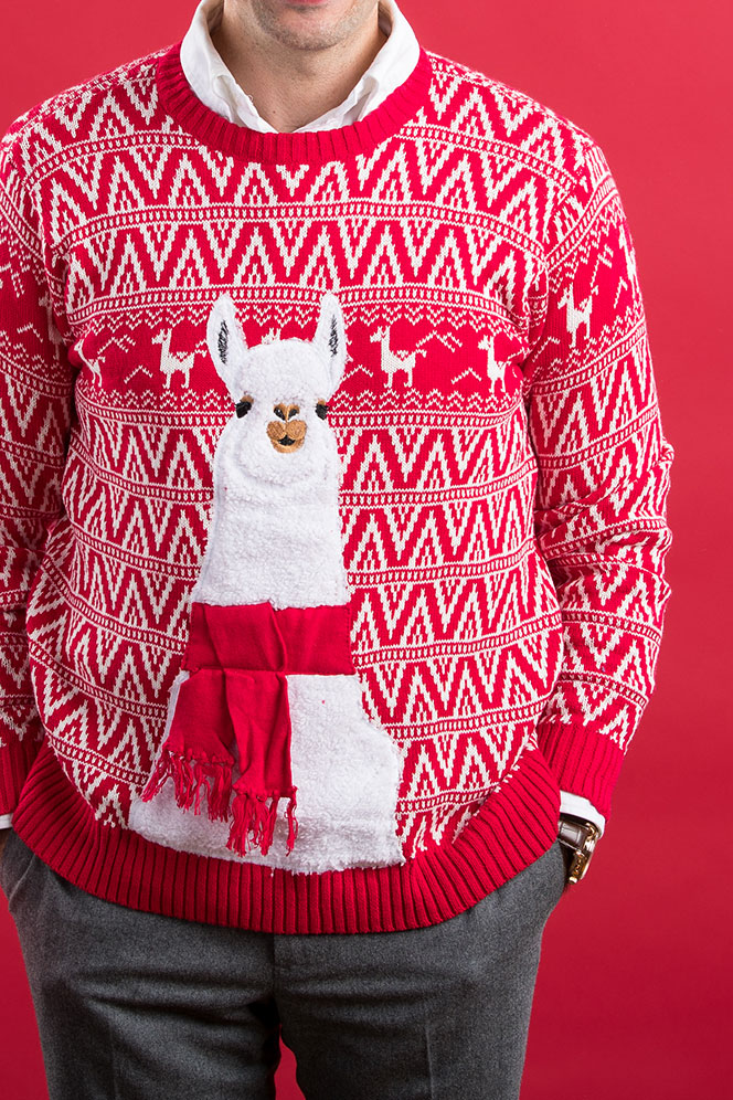 ugly christmas sweater history