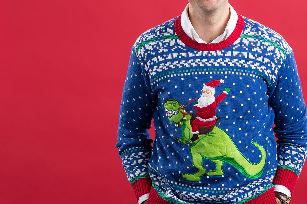The Complete Ugly Christmas Sweater Guide He Spoke Style
