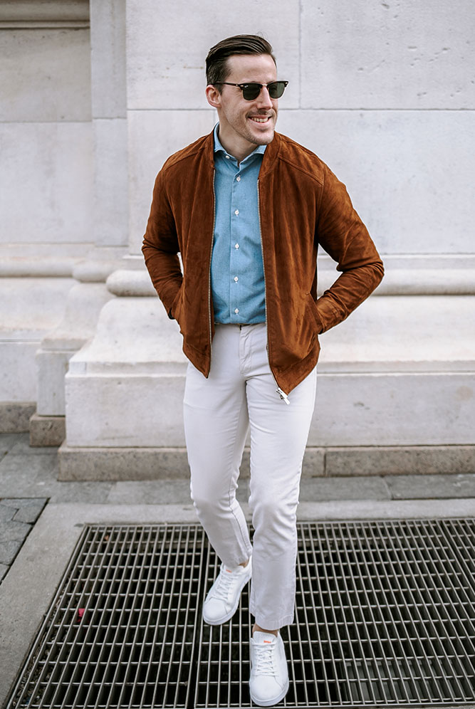 chambray-shirt-casual-outfit