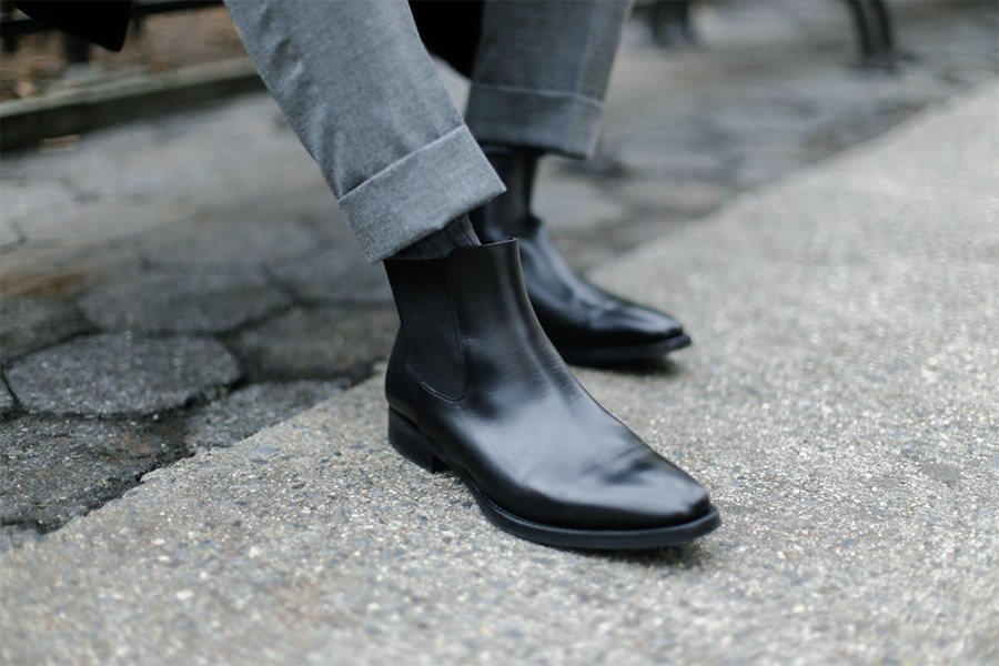 chelsea boots outfit 2020