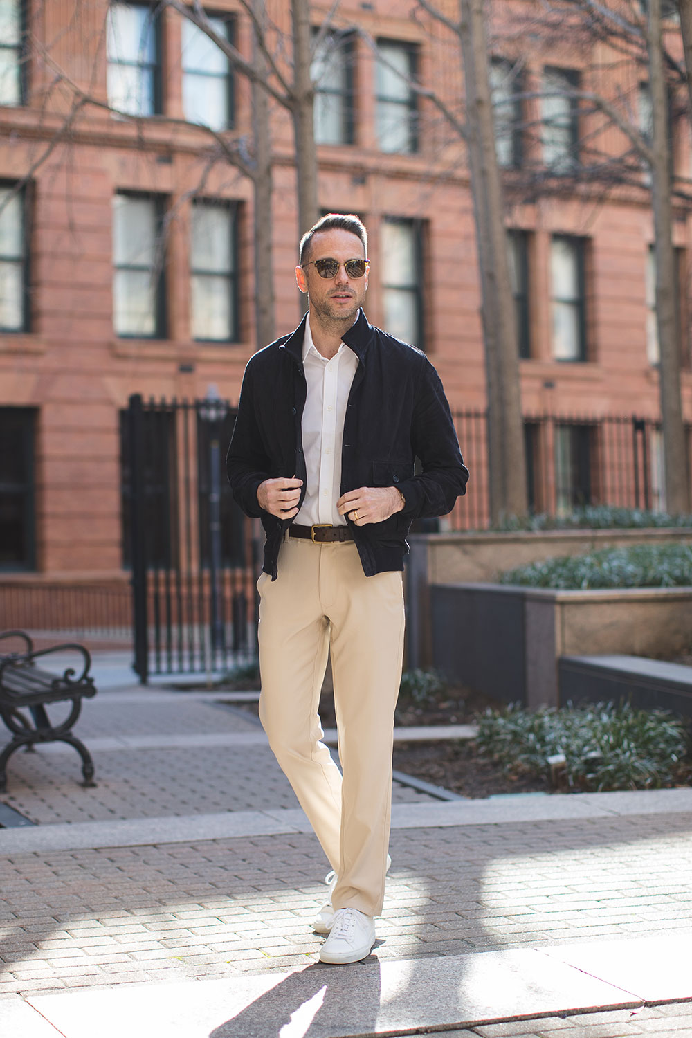 Photo of Some Good Style Advice Even If You're Working From Home – He Spoke Style