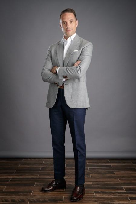 Grey Flannel Sport Coat