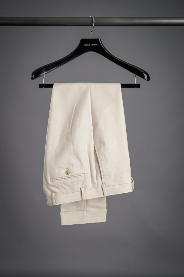 Stone Cotton Pants