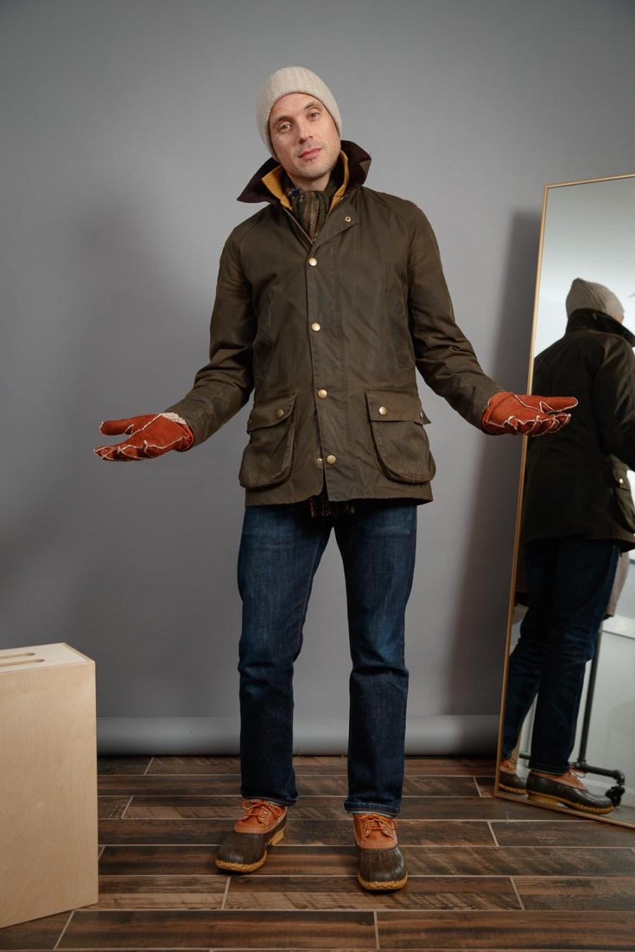 ll-bean-duck-boots-waxed-cotton-jacket-mens-casual-winter-style