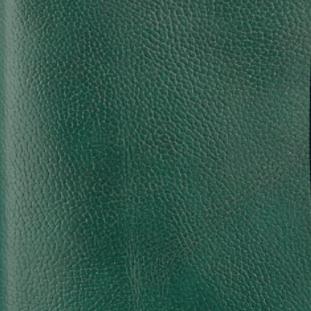 Green La Compagnie du Kraft Grained Leather Notebook