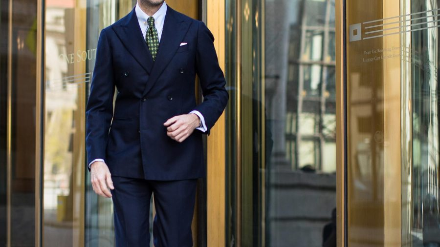 mens-navy-double-breasted-suit-collar-pin-for-big-guys