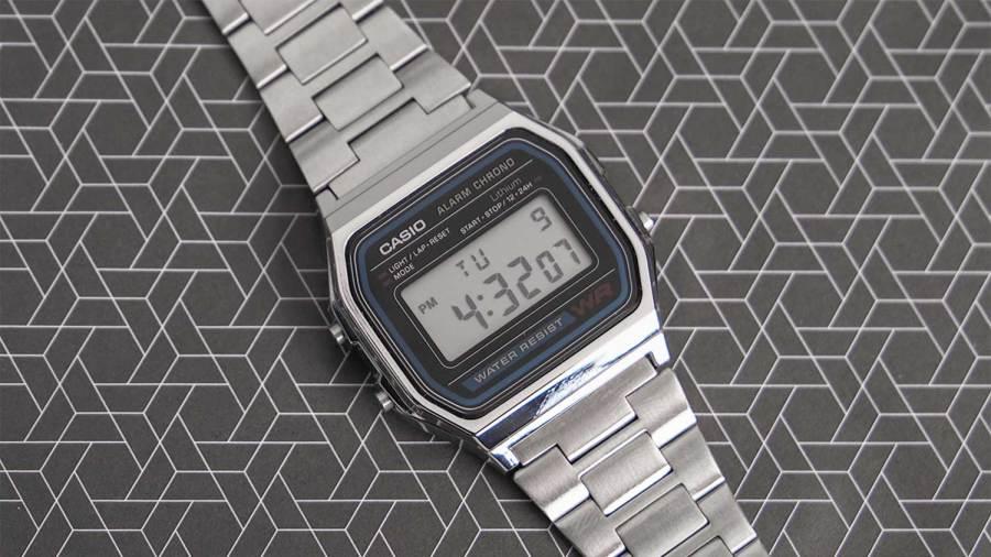barato-digital-casio-A158W-relógio-para-homens-com-hora-data-função