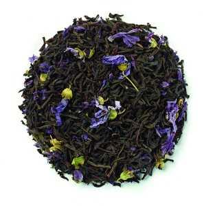 Novus sapphire earl grey tea