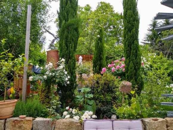 Garten Terasse Bed & Wine