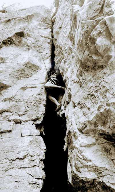 Klettern in Hessigheim