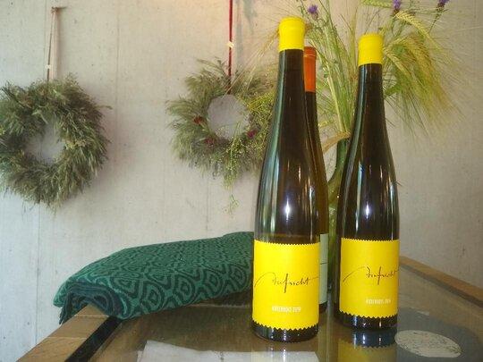 Weingut Aufricht am Bodensee Weinflaschen