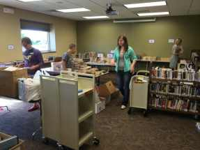 Used Book Sale 2014
