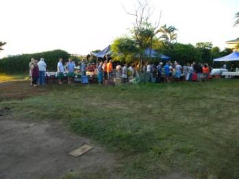 Market queue