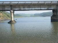 Train bridge over the Fafa River