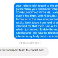Liewe Telkom: Deel 2