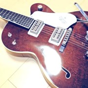 ギター紹介 GRETSCH Tennessee Rose