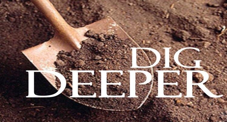 Dig Deeper - Áss Mélyebbre tanfolyam