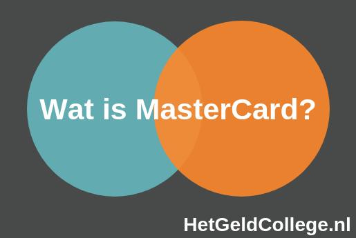 Wat is mastercard