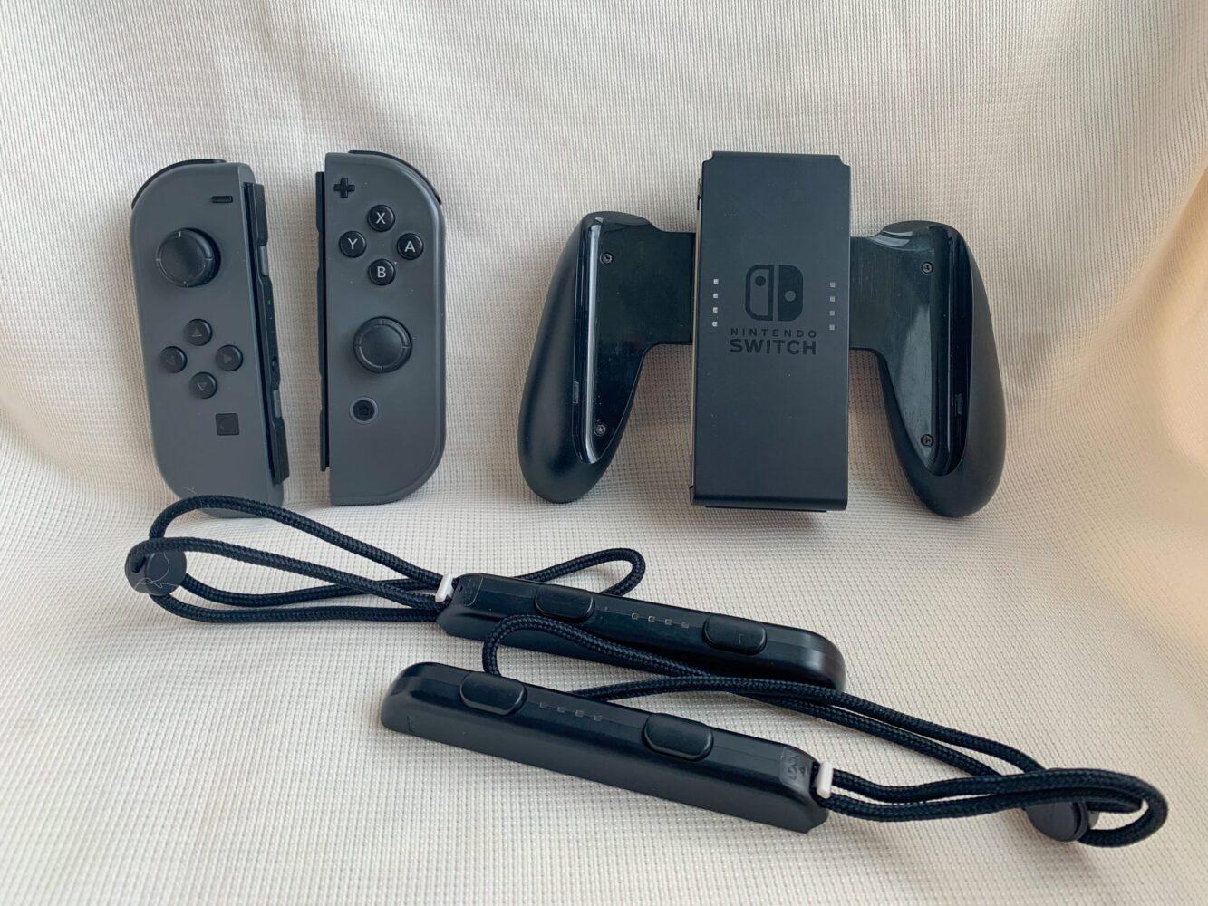 Het Gezinsleven - Gezinsactiviteiten - Speelgoed - De Nintendo Switch - Verschillende manier om een Joy-con controller te gebruiken 1