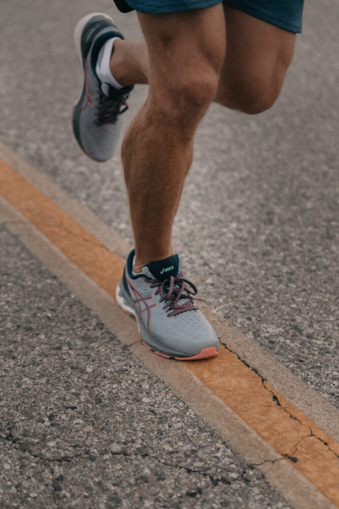 Het Gezinsleven - Lifestyle - Sporten - Hoe begin je met hardlopen? - Hardloopschoenen in beeld
