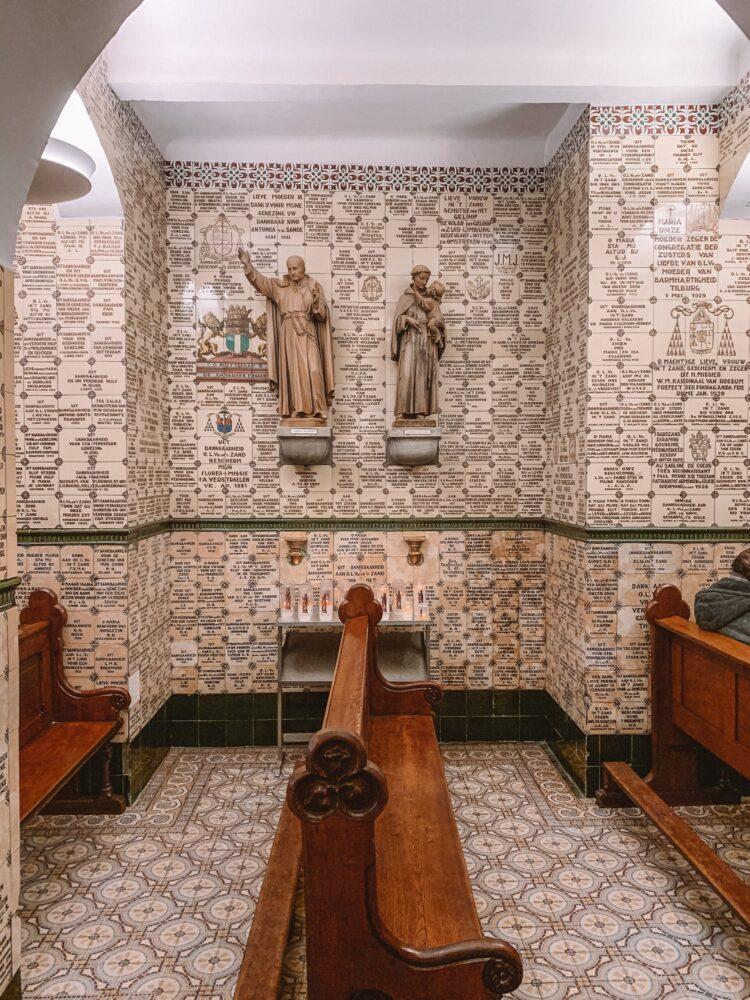 Het Gezinsleven - Uitstapjes - Bezienswaardigheden in Roermond - Kapel in 't Zand