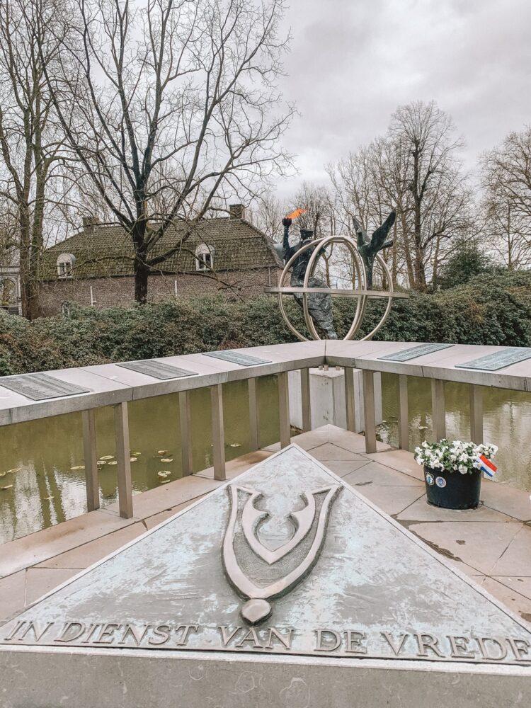 Het Gezinsleven - Uitstapjes - Bezienswaardigheden in Roermond - Nationaal Herdenkingspark: Monument voor Vredesoperaties