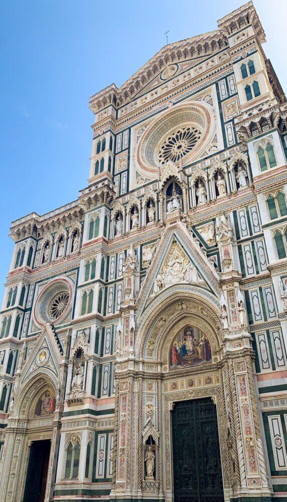 Het Gezinsleven - Vakanties - Europa - De 10 mooiste steden in de Toscane - De kathedraal van Florence
