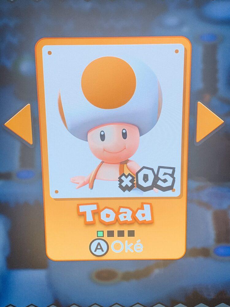Het Gezinsleven - Gezinsactiviteiten - Media en Techniek - New Super Mario Bros. U Deluxe - Toad (geel)