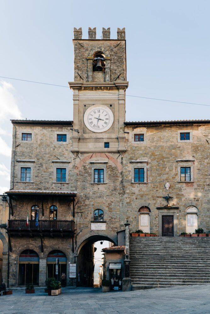 Het Gezinsleven - Vakanties - Europa - De 10 mooiste steden in de Toscane - Arezzo