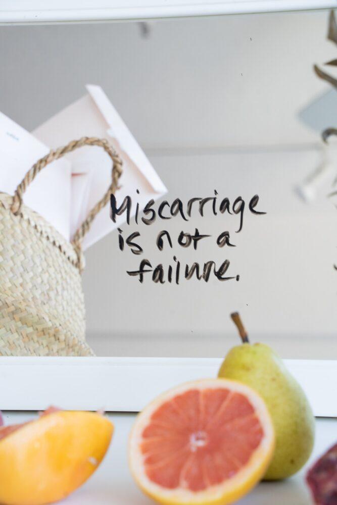 Het Gezinsleven - Moeder en Kind - Zwangerschap - Een miskraam voorkomen, kan dat wel? - Miscarriage is not a failure