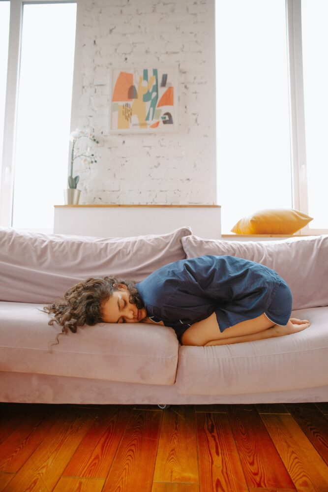 Het Gezinsleven - Moeder en Kind - Zwangerschap - Een miskraam voorkomen, kan dat wel? - Buikkrampen