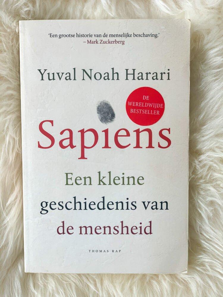 Het Gezinsleven - Lifestyle - Hobby's - Boeken - Boek recensie Yuval Noah Harari: Sapiens, Homo Deus en 21 lessen voor de 21ste eeuw - Sapiens