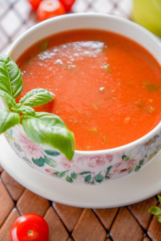 Het Gezinsleven - Lifestyle - Koken en recepten - 2 Gemakkelijke soepen - Tomatensoep