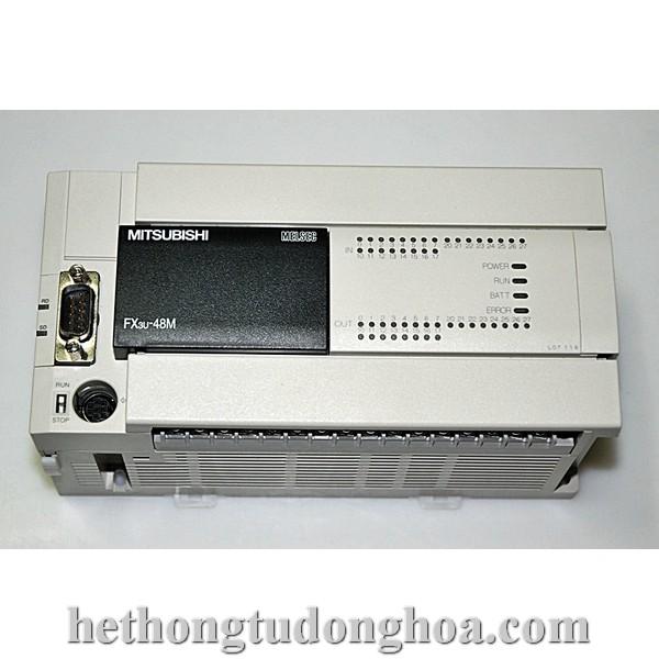PLC FX3U-48MT/ES