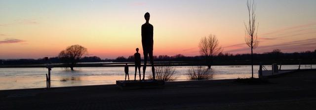 Standbeeld IJsselkade