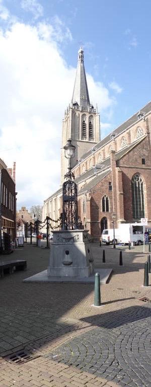 Martinuskerk oostzijde