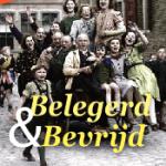 Cover minizine 'Belegerd en Bevrijd'