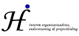 Interim organisatieadvies