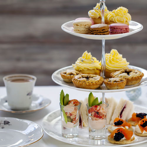 High Tea bij Catering & Lunchroom de Pulle