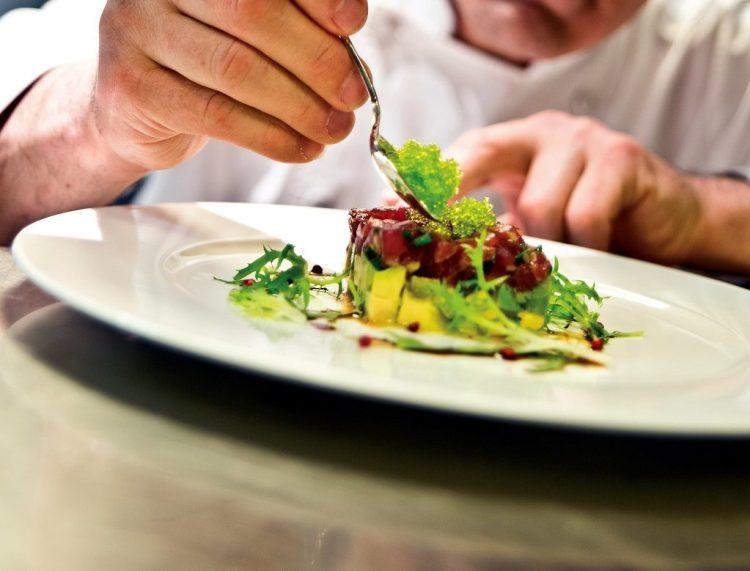 Chef's Table - 3 gangen bij Landgoed Westerlee